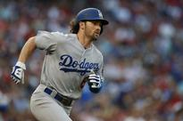 Dodgers clinch NL West on Charlie Culberson's walk-off home run