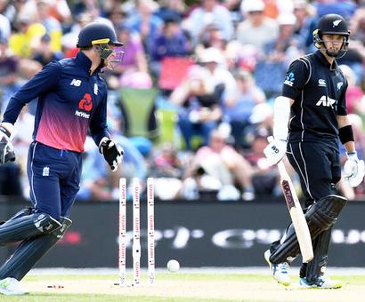 Bairstow ton helps England down New Zealand to win series