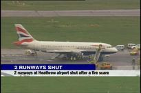 London: British Airways flight makes emergency landing, two Heathrow runways shut