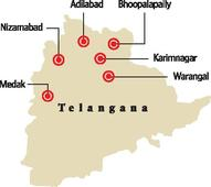 In Telangana, a farewell to arms