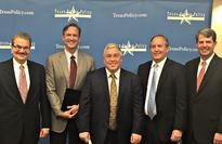 Nasi joins Texas and West Virginia attorney generals at TPPF event about Clean Power Plan