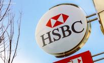 HSBC weathers volatile market with lower than expected losses