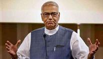 Veteran BJP leader Yashwant Sinha takes 'Sanyas' from politics, quits BJP; blames Modi govt for 'killing democracy'