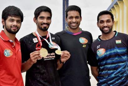 'Phenomenal year for Indian badminton'