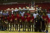 Handball: National team already in Luanda