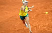 Keys beats Gavrilova in Fed Cup opener
