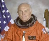 U.S. astronaut John Glenn laid to rest at Arlington National Cemetery