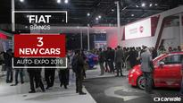 Fiat brings three new cars to the 2016 Auto Expo