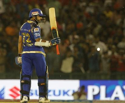 IPL PHOTOS: Mumbai Indians win easy as Punjab's poor run continues