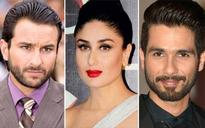 Shahid and Saif share cold vibes on the sets of Rangoon? Here's what Kareena has to say