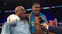 Anthony Joshua's defence, George Groves' glory, Chris Eubank Jr's statement and more