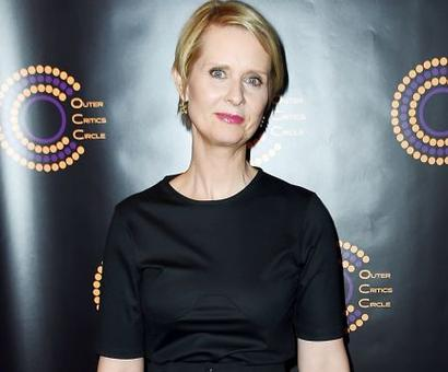 Sex and the City star Cynthia Nixon to run for NY governor