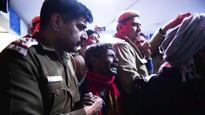 In Pics: Fire in cracker factory in Delhi's Bawana kills 17 people