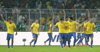 Brazil beat Germany 2-1 to reach U-17 World Cup semis