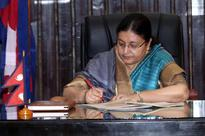 Prez Bhandari certifies Education Eighth Amendment Bill