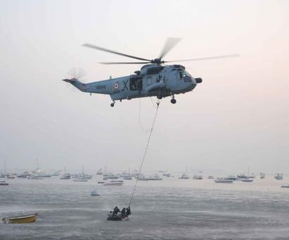 Gearing up for Navy Day celebrations