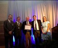 Richard Brow announced as winner of the 2016 N.F. Mott Award