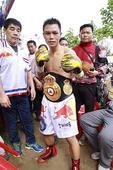 Stamp fight postponed as sponsor flees