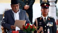 Nepal Prime Minister Pushpa Kamal Dahal resigns