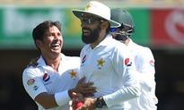 The cricketer who laughed: beleaguered Yasir...