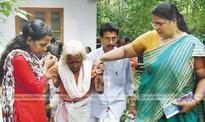 Finally, Janakiyamma gets a shelter