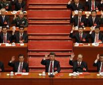 Xi as powerful as Mao as CCP enshrines his thoughts into constitution