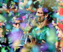 Federer enters Miami Open as prohibitive favourite