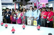 electronica India and productronica India 2016: Visitor attendance up by 9% on opening day