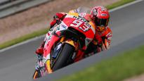 MotoGP: Tyre gamble pays off for Marquez in Germany
