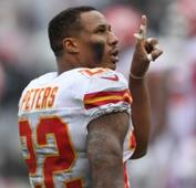 Marcus Peters on game-turning strip: I just took ball from Kelvin Benjamin