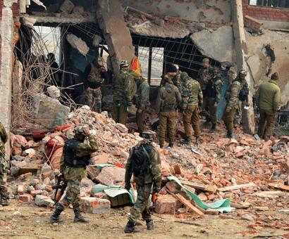 After 36 hours Anantnag encounter ends, 2 terrorists killed