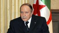 President Bouteflika back to Algeria after visit to Geneva for medical checkups
