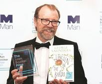 George Saunders' Lincoln in the Bardo wins Man Booker prize