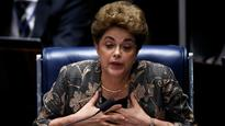Defiant Dilma Rousseff says Brazil's democracy on trial with her