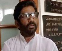 Shiv Sena files privilege motion on barring its MP from flying