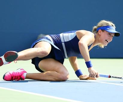 Sports Shorts: Jury finds USTA mostly liable for Bouchard fall