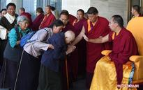 11th Panchen Lama visits Nyingchi in China's Tibet