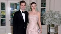 Supermodel Miranda Kerr marries Snapchat CEO Evan Spiegel