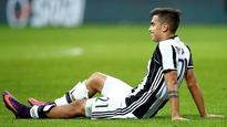 Juventus confirm that Paulo Dybala has suffered a thigh lesion