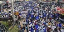 OBCs, Dalits and Muslims hold silent march in Aurangabad