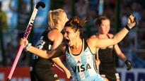 NZ lose in gold medal match