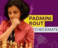 Padmini scores a hat-trick in National Women Premier Chess Championship