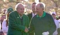 Nicklaus, Player kick off Masters with tee shots