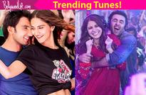 Trending Tunes: Ranbir Kapoor's The Breakup Song and Ranveer Singh's Nashe Si Chadh Gayi are a hit this week