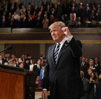 Indian-American lawmakers slam Trump's address to US Congress