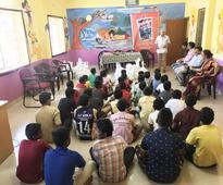 Mangaluru: Johnlyn Toy Exchange & Book Bank delights children at Bal Bhavan