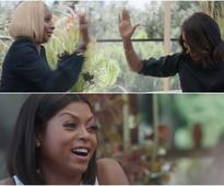 Let Kerry Washington, Mary J. Blige & Taraji P. Henson Help You Get....