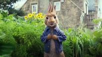WATCH: Peter Rabbit is a party animal in first trailer of animation movie!