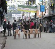 GJM calls indefinite shutdown in Darjeeling hills