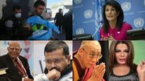 DNA Evening Must Reads: MEA responds to Nikki Haley's comment, Dalai Lama visits AP, Rakhi Sawant arrested & more
